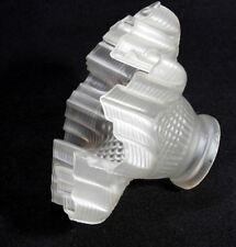 Jugendstil Lampenschirm, Röckchenschirm, Lampenglas, Ersatzglas (LG006)