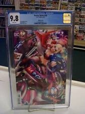 HARLEY QUINN #58 (DC Comics, 2019) CGC 9.8 ~ Derrick Chew Variant ~ White Pages
