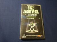 Buzz LightYear of Star Command The Adventure Begins - VHS