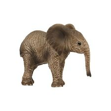 Schleich African Elephant Calf Animal Figure NEW IN STOCK