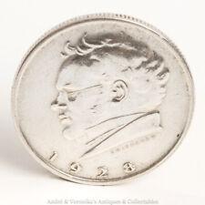1928 Two Schilling Coin Franz Schubert Republik Oesterreich 2 Austrian Austria