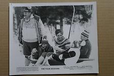 (X08)US-Pressefoto ALAN ALDA/RITA MORENO/JACK WESTON - The Four Seasons