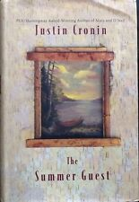 THE SUMMER GUEST BY JUSTIN CRONIN FIRST EDITION/FIRST PRINTING