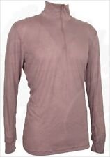 LWCWUS Thermal Undershirt Lightweight Cold Weather Small Brown Military ECWCS