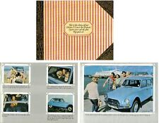 Citroen 2CV Dyane 1978-80 Original UK Sales Brochure