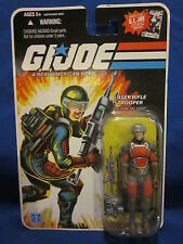 2008 GI Joe SGT Flash Laser Rifle Trooper