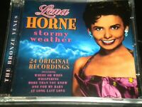 Lena Horne - Stormy Weather - CD Album - 24 Greatest Hits - 2003 Prism Leisure