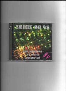 STARS ON 45- CD-Detroit Emeralds,The Supremes,Sister Sledge,Chi-Lites,etc