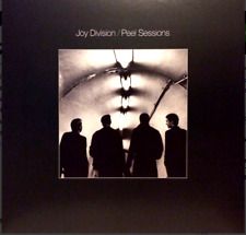 Joy Division - Peel Sessions - NEW! import LP Great Live Session on CLEAR vinyl