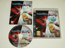 RARE PS3 GAME WIPEOUT HD FURY with Booklet (2009) (UK PAL Version).