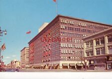 1964 WINNIPEG, MAN, CANADA T. Eaton Co retail store on PORTAGE AVE.