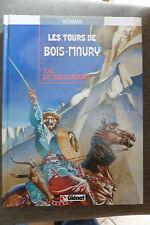 BD les tours de bois maury n°8 le seldjouki EO 1992 TBE hermann