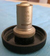 Carl Zeiss Microscope lens, Apochromat 8.3mm, 20,  0.65,  0.17