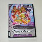 """VideoNow Winx Club """"Senior Witches Go To Earth"""" Video Now PVD Disc *NEW SEALED*"""