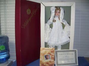 "Rare Tricia Limited Edition Porcelain Doll 25"" Hildegard Gunzel / Alexander"