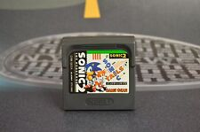 SONIC THE HEDGEHOG 2 JAP JP SEGA GAME GEAR TRANSPORT MULTIPLE