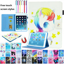 "For iPad 7th Generation 10.2"" 2019 Smart Magnetic Flip Leather Stand Case Cover"