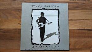 "TRACY CHAPMAN - CROSSROADS   12"" VINYL  Single"