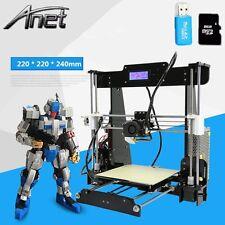 Anet A8 2017 Upgraded Quality High Precision Reprap Prusa i3 DIY 3d Printer USA#