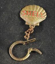 porte clef shell