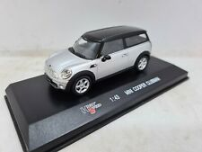 High Speed Mini Cooper Clubman Black/Grey 1:43