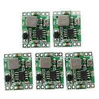 5 PCS Mini DC-DC Converter Buck Module Power Supply Output 0.8-20V DT