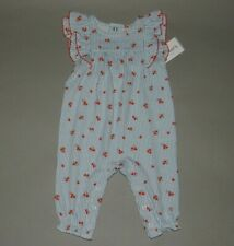 NWT, Baby girl clothes, 6 months, Carter's floral jumpsuit