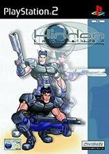 Oculto invasión PS2 PlayStation 2 Video Juego Perfecto estado UK release