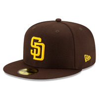 San Diego Padres New Era 2020 Authentic Collection On-Field 59FIFTY Fitted Hat