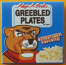 LEGO Custom Blue 2x2 Greebled Plated Cereal Tile – LEGO FOOD