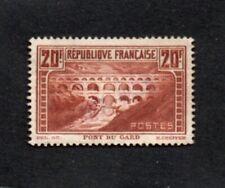 FRANCE n°262 timbre oblitéré  cote 50€