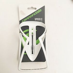 Cannondale Speed C White Water Bottle  Cage