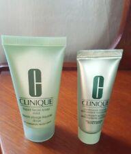 Clinique facial soap 30ml and Moisturiser 15ml Dry Combination Skin