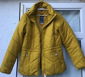 NWT M & S Collection  Stormwear Thermowarmth Lightweight Padded Jacket Size 8