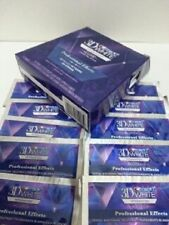 Crest 3D White Whitestrips Luxe Professional Effects 5 POUCH 10 STRIPS New