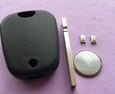 CITROEN 2 botón Llavero caso Blade HU83 para C1 C2 C3 C4 C5 Xsara Picasso Reparación