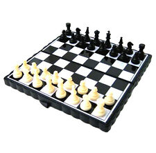 Mini Magnet Foldable Magnetic Board Pocket Chess Game Portable Pocket travel set