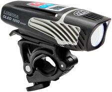 Niterider Lumina 1200 Oled Boost Faro Luz Bici Lúmenes Recargable USB