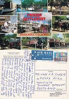 1993 PIONEER SETTLEMENT SWAN HILL VICTORIA AUSTRALIA COLOUR POSTCARD