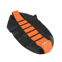 Gripper Soft Seat Cover Orange for KTM SX EXC 65 85 125 200 250 300 400 450 525