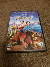 Sinbad: Legend Of The Seven Seas (DVD, 2006)