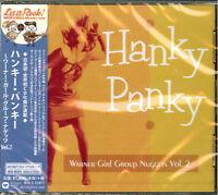 V.A.-HANKY PANKY - WARNER GIRL GROUP NUGGETS VOL. 2-JAPAN CD D20