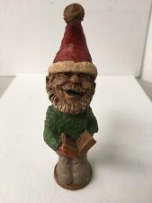 Tom Clarke Resin Gnome Carol L (male) 1987