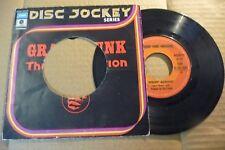 "GRAND FUNK RAILROAD""FEELIN ALRIGHT-DISCO 45 GIRI CAPITOL It 1971"""