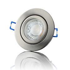 LED Einbaustrahler Badezimmer Außen Feuchtraum Spot Deckenstrahler 5W - lambado®
