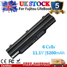 More details for fpcbp250 battery for fujitsu lifebook a530 a531 ah530 ah531 a530 series laptop