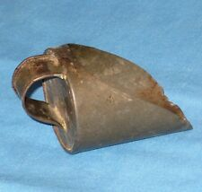 Small Antique Tin Flour Or Sugar Scoop With Coffee Cup Handle Old Kitchen Tool