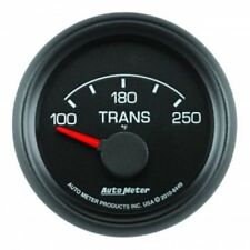 "Auto Meter 8449 2-1/16"" Ford Factory Match Trans Temp Gauge, 100-250°F, Air-Core"