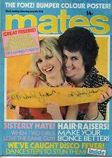Mates Magazine 8 July 1978  John of Young Ones  Henry Winkler Leif Garrett Child