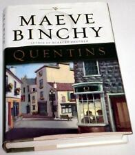 1ST EDITION! Quentins by Maeve Binchy (2002, Hardcover)